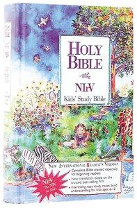 NIRV Kids Study Bible Revised Edition