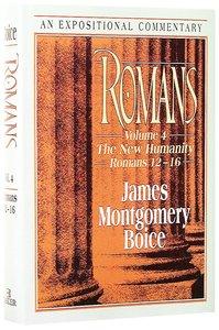 Expositional Commentary: Romans (4 Vol Set)