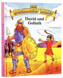 David and Goliath (Beginners Bible Series)