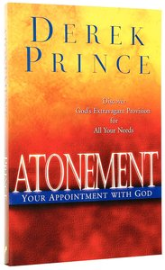 Atonement: Your Appointment With God