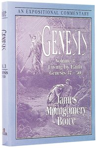 Genesis (Volume 3) (Expositional Commentary Series)