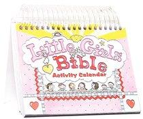 Little Girls Bible Activity Calendar