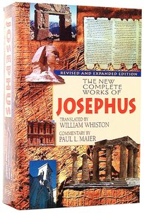 The New Complete Works of Josephus (1998)