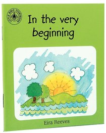 Lbs: In the Very Beginning (Little Bible Story Books Series)