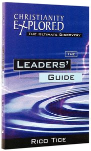 Christianity Explored: Leaders Guide