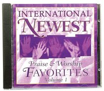 International 25 Favourite Newest Praise & Worship Volume 1