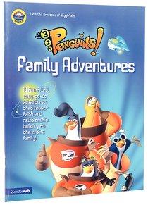 3-2-1 Penguins: Family Adventure