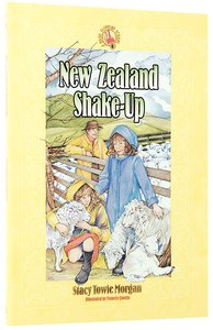 New Zealand Shake-Up (#06 in Ruby Slippers School Series)