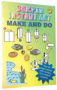 Bumper Instant Art Make and Do