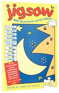 Jigsaw 4 Bible Discovery For Young Children