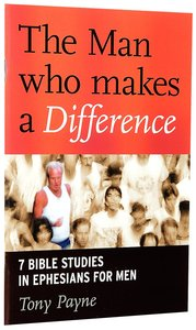 The Man Who Makes a Difference (Study Guide)