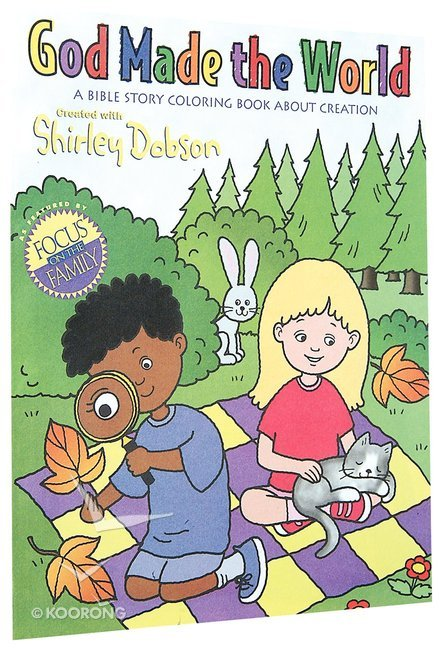 Buy Colouring Book God Gives Me Joy Shirley Dobson Books Series By Online