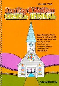 Country & Western Gospel Hymnal 2 (Music Book)