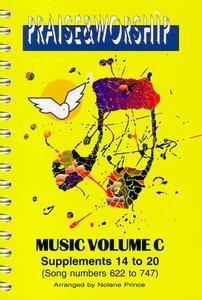 Rcm Volume C Music Book (Supp 14-20)