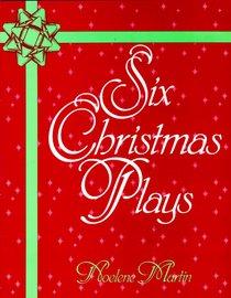 Six Christmas Plays