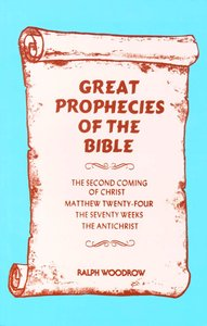 Great Prophecies of the Bible