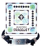 Cord Bracelet: Cross