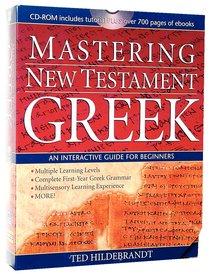 Mastering New Testament Greek CDROM