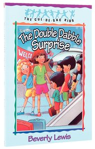 The Double Dabble Surprise (#01 in Cul-de-sac Kids Series)