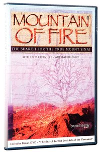 Mountain of Fire: Search For the True Mt Sinai