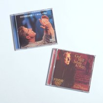 Don Moen 2 CD Pack With Free DVD
