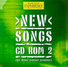 CDROM (#02 in Worship Experience New Songs Series)