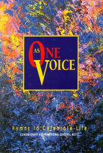 As One Voice Volume 1 Peoples Edition (Music Book)