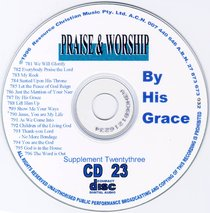 Rcm Volume D: Supplement 23 By His Grace (781-796)