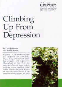 Care Notes: Climbing Up From Depression