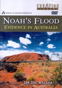 Noahs Flood: Evidence in Australia