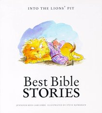 Into a Lions Pit (Best Bible Stories Series)