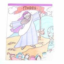 Moses (Bible Big Book Series)