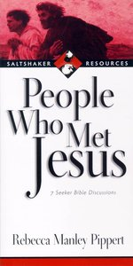 Saltshaker Resources: People Who Met Jesus