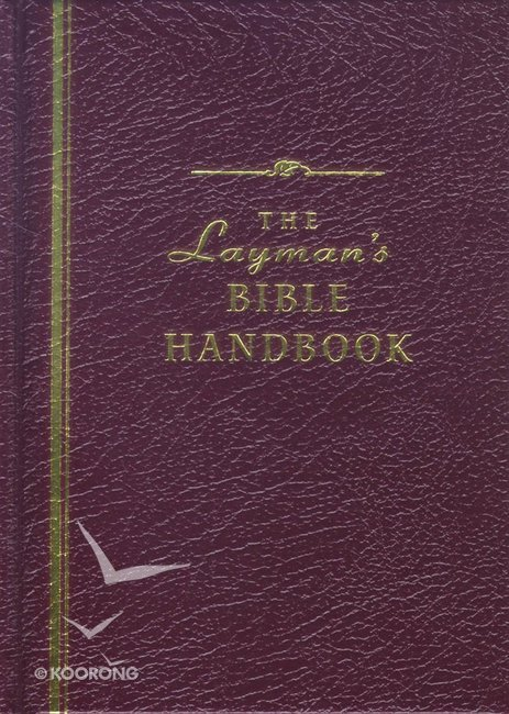 the laymans quick reference concordance