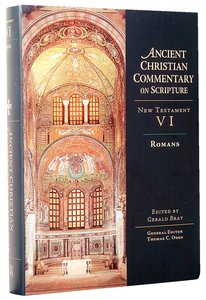 Accs NT: Romans (Ancient Christian Commentary On Scripture: New Testament Series)