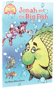 Jonah and the Big Fish (Read And Learn The Bible Level 1 Series)