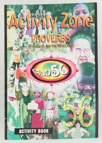 Club 56 Proverbs Activity Book