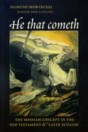 He That Cometh (Biblical Resource Series)