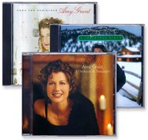Amy Grant 3 CD Christmas Pack