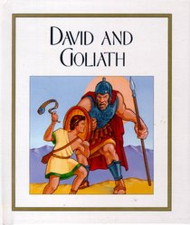 David and Goliath (Childrens Bible Stories Series)