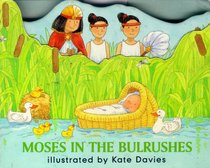 Moses in the Bulrushes (Bible Pop-ins Series)