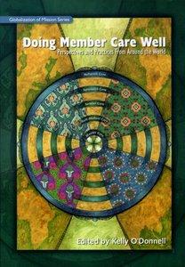 Doing Member Care Well