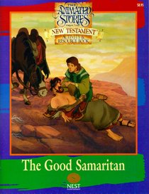 The Good Samaritan (Activity Book) (Animated Stories From The New Testament Series)