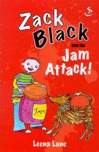 Zack Black and the Jam Attack (#01 in Zack Black Series)