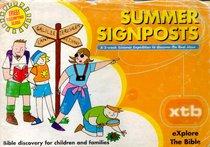 Summer Signposts (Explore The Bible Series)