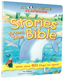 Look Inside Flapbook: Stories From the Bible