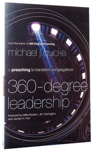 360-Degree Leadership