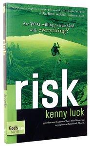 Risk (#01 in Gods Man Series)