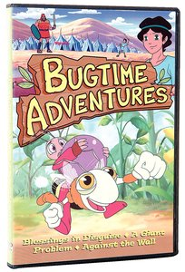 Blessings in Disguise, a Giant Problem, Against the Wall (Bugtime Adventures Series)
