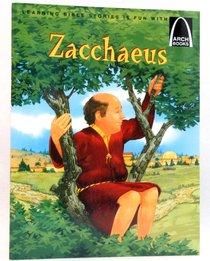 Zacchaeus (Arch Books Series)